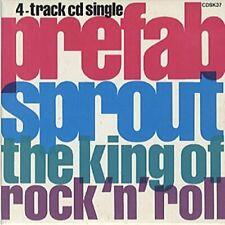 Prefab Sprout   Single-CD   King of rock 'n' roll (1988, cardsleeve)