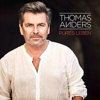 THOMAS ANDERS - PURES LEBEN (HANDSIGNIERTE LIMITED EDITION)  2 VINYL LP+CD NEW+
