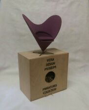 Vitra PANTON Miniature 1/6 scale PURPLE Heart Shaped Cone Chair UK Seller