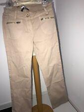 Miss Blumarine Jeans Gr. 116 braun uvp: 130,00 €