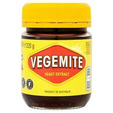 Kraft Vegemite Yeast Extract 220g - Will post Worldwide