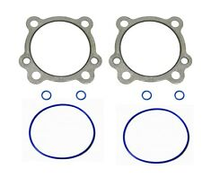 """Head and Base Gaskets Twin Cam 88 & 96 3 3/4"""" .030"""" 1999-16"""