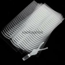 144 Pair Invisible Double Eyelid Eyeliner Stickers Paper Tapes Strips Decals