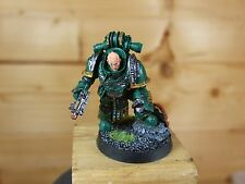 LIMITED FORGEWORLD SPACE MARINE CENTURION SALAMANDERS 2015 PAINTED (465)