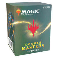Double Masters VIP Edition - Sealed Booster Box Display - MTG - 4 packs -