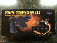 BRAND NEW EMS TOPGUN 3 Wireless Lightgun #1108 for Windows, Wireless, MAME, More