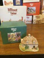 Lilliput Lane Vanbrugh Lodge Ornament in Box
