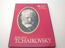 New listing Time Life Great Men of Music Tchaikovsky Cassette Tape Set of Four