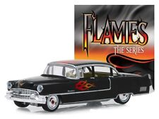 1955 Cadillac Fleetwood Series 60 Special - Black w Flames - Flames The Series