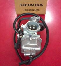Honda Recon New OEM Carburetor with New Fuel Line TRX250 TE/TM 1997-2014 SAVE!!