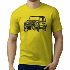 JL Illustration For A Suzuki Jimny SZ5 Motorcar Fan T-shirt