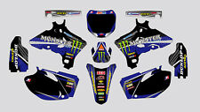 MONSTER DID YAMAHA YZF 250-450 2003-2005 DECAL STICKER GRAPHIC KIT