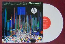 Brandt Maxi 45 tours Publicitaire Alan Parson Vinyl Blanc 1979