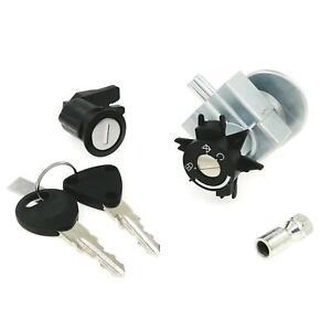 Ignition Switch Keys Lock Set  for Peugeot Speedfight, Elyseo, Vivacity