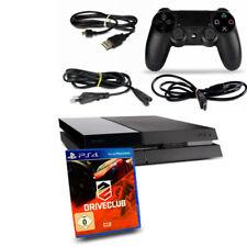 PS4 Consola CUH-1116A 500gb Negro #31 + Mando Original + Juego Driveclub