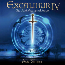 EXCALIBUR-THE DARK AGE OF THE DRAGON-IMPORT CD WITH JAPAN OBI F30