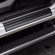 "Door Sill Plate Protectors ""Style 6"" fits Dodge Ram Truck  2015 2016 2017"