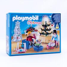 PLAYMOBIL Playm. weihnachtliches Wohnzimmer | 9495 D