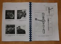 Ford.Industrial Engine service manual.589E,590E,591E and 592E.