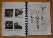 Ford.Industrial Engine service manual.589E,590E,591E and 592E.