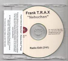 (IZ36) Frank T.R.A.X., Nebuchan - DJ CD