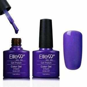 Nail Gel Polish Soak off UV LED Base Top Colour Coat Set Lacquer DIY Kits Gifts