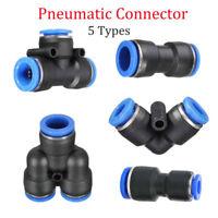Pneumatik Kupplung Stecker ETPU12 Gerader Verbinder für 12 mm Schlauch