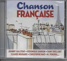 CD 20T  J HALLYDAY/ V SANSON / C NOUGARO / M POKORA /D BRILLANT  SCELLE  DE 2000