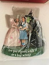 Westland Giftware The Wizard of Oz Good Witch or Bad Witch Figurine #17127 NEW