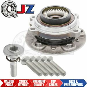 [FRONT(Qty.1)] For 2014-2018 BMW 640i xDrive Gran Coupe AWD Wheel Hub Assembly