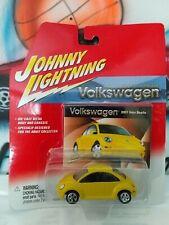 Johnny Lightning 1:64 Diecast Volkswagen 2001 New Beetle