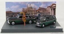 Rio-models 4331/d scala 1/43 alfa romeo set taxi piazza san pietro roma 1959 -