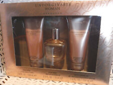 3pc Gift Set Sean John UNFORGIVABLE Scent Spray 2.5oz Shower & Lotion NIB 513
