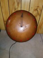 Vintage 1930s era Kay Coca Cola wall clock working condition