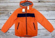 GAP KIDS Boys Fully Lined Jacket Orange Size 10-11 NWT