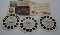 VIEW MASTER REELS - Walt Disney World Main Street USA Magic Kingdom 3 reels 21