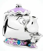 Pandora Disney Mrs Potts and chip beauty and the beast charm 792141ENMX