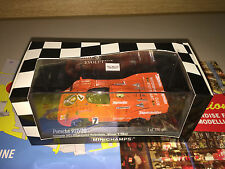 MINICHAMPS 1:43 PORSCHE 917/20 M. CLUB STUTTGART INTERSERIE 1973 CH.  V. ELFORD