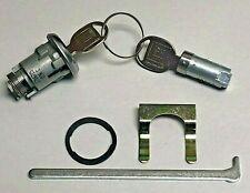 Trunk /& Glove box Lock set w// Late GM Trunk Keys 1970-1977 GTO /& LeMans Doors