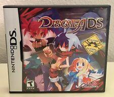 Disgaea (Nintendo DS, 2008)