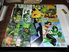 Green Lantern lot of 7 books #108 #109 #111 #112 #113 #114 #115 and #119 (1999)