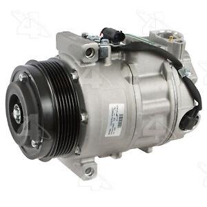A/C Compressor W/ Clutch -FOUR SEASONS 98394- A/C COMPRESSORS
