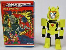 "Kidrobot G.I. Joe vs Transformers Bumblebee 3"" Vinyl Figure 3/48 Rarity"