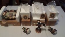 BOYDS BEARS CARVERS CHOICE LOT #11 NIB SET 4 OF  DIFFERENT ITEMS