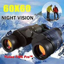 Vision FLUX Pro™ - HD Binoculars 60x60 Up to 3000m Clarity with Night Vision