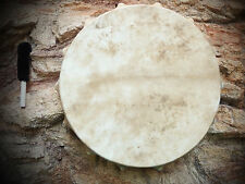 "30"" Tambourine /Big Earth/Siberian Shamanic Drum Frame drum Handcrafted Powerful"
