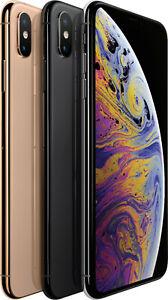 APPLE IPHONE XS MAX 64 GB LIBRE+FACTURA+8 ACCESORIOS DE REGALO +1 AÑO GARANTÍA