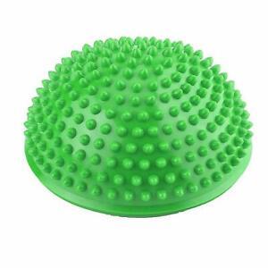 Hedgehog Balance Pod Yoga Exercise Athlete Home Gym Fitness Trainer(Green)