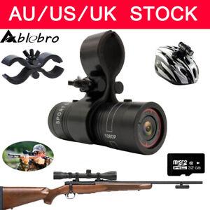 Ablebro Shotgun Camera  AU US UK STOCK Sports DV Action Camera