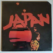 JAPAN Adolescent Sex 1978 Original US Ariola LP Factory Sealed